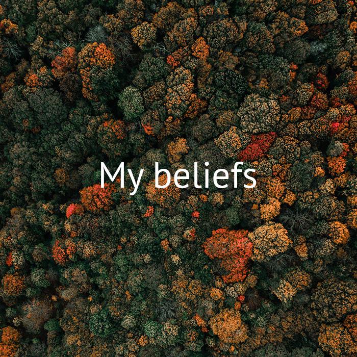My beliefs PT neu